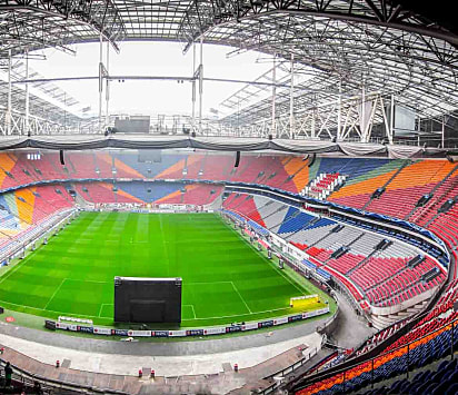 AFC Ajax Tickets 2019/2020 - Compare and Buy Tickets with