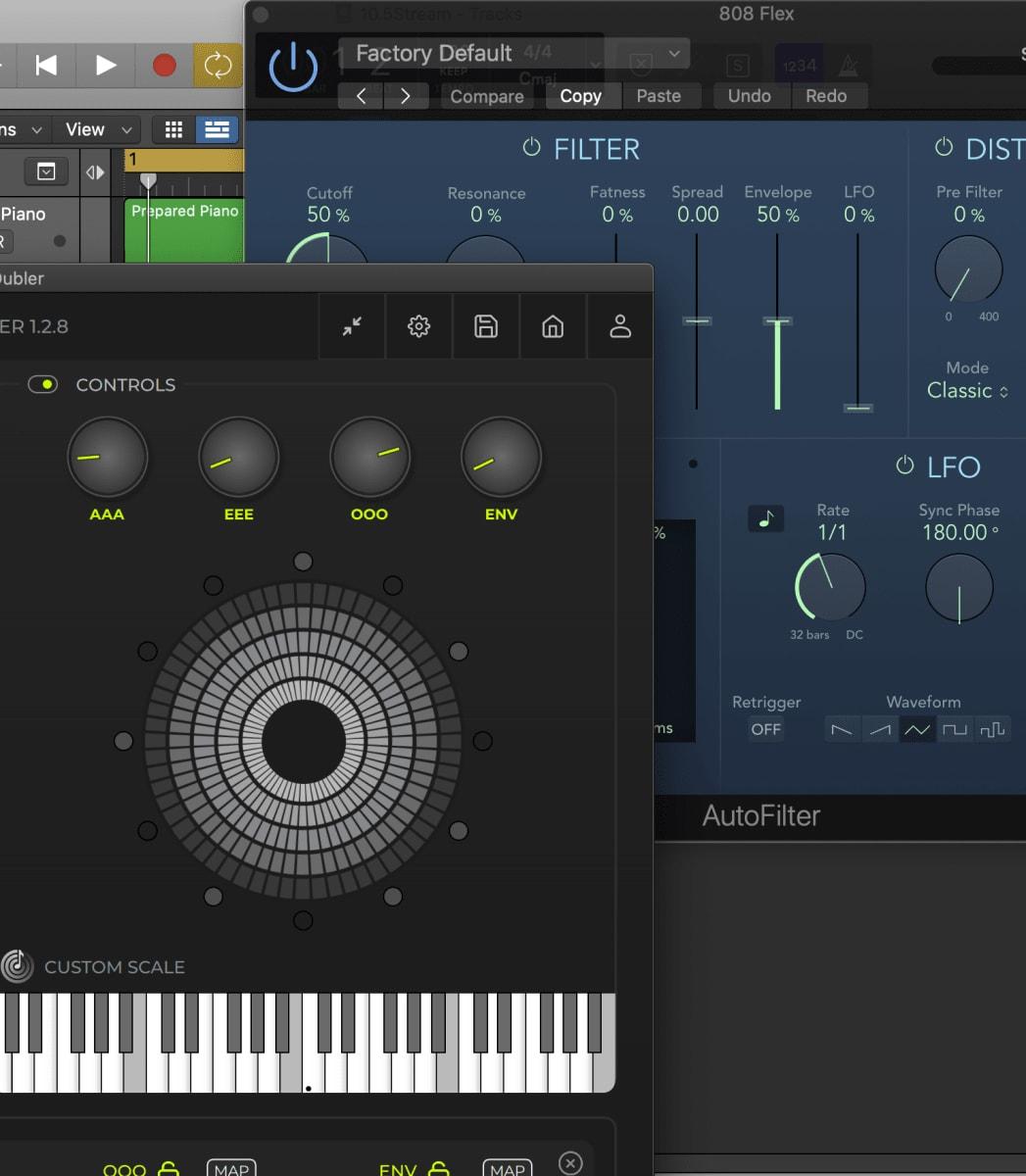 MIDI Mapping In Logic Pro X
