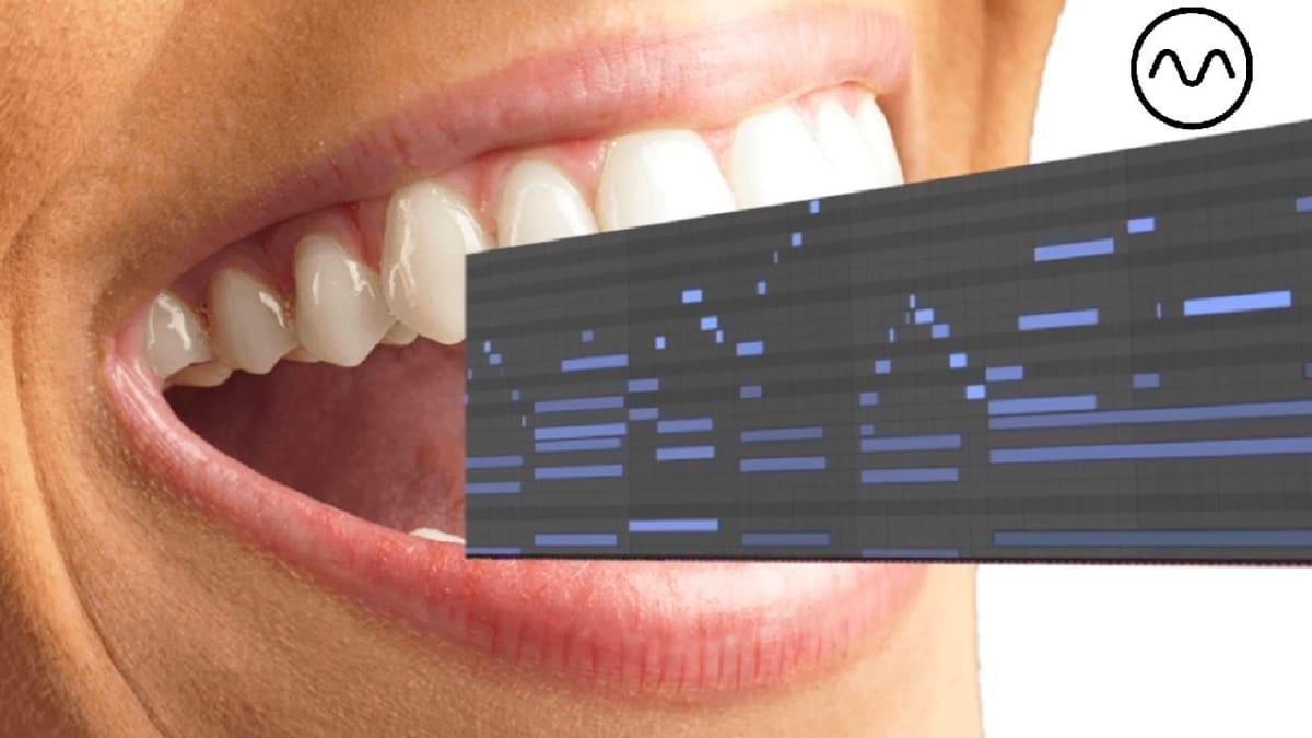 LIL MISS BEATS - 3 ways to use Voice to MIDI