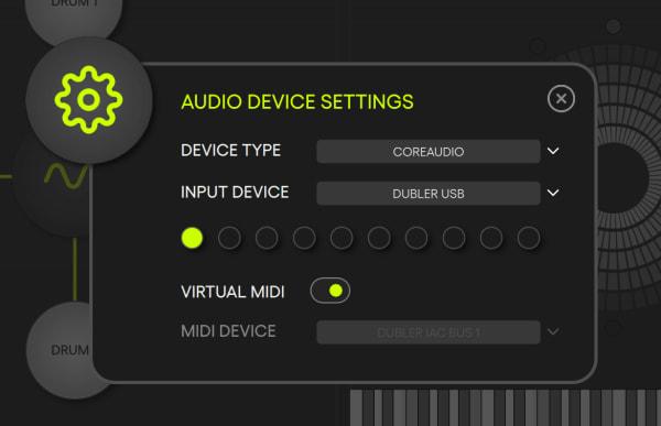 Dubler Not Showing As a MIDI Input
