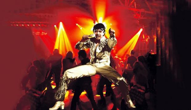 Намаши Чакраборти очень похож на отца: как выглядит сын звезды фильма Танцор диско
