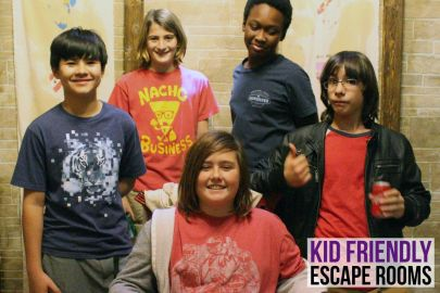 Are Escape Rooms Good For Kids?