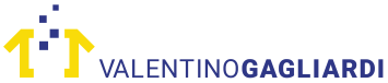 Valentino Gagliardi Front-end Consulting and Training Logo