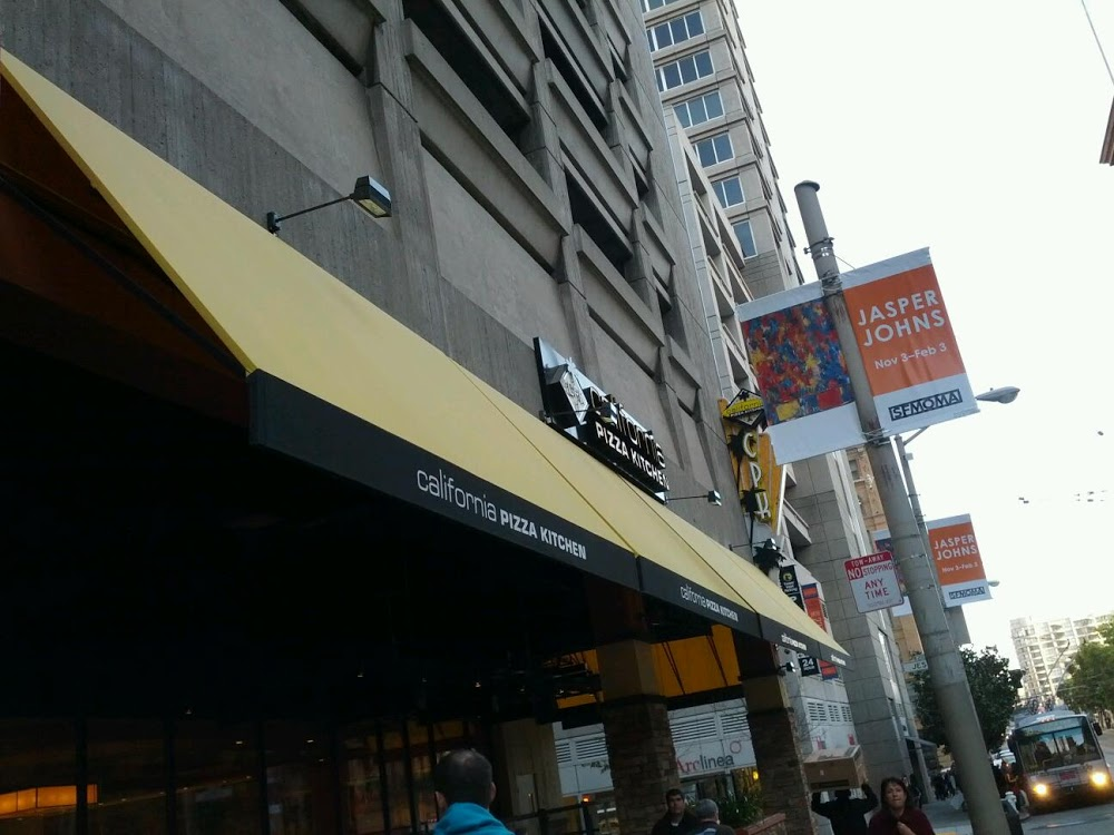 Reasons to eat out in San Francisco - California Pizza Kitchen at 53 Third Street
