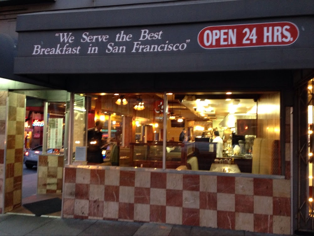 Reasons to eat out in San Francisco - Pinecrest Diner