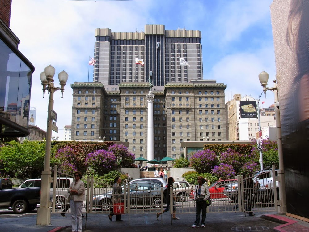 Reasons to eat out in San Francisco - San Francisco Marriott Union Square