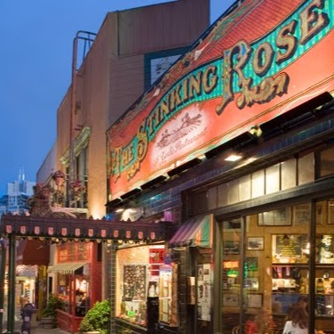 Reasons to eat out in San Francisco - The Stinking Rose - A Garlic Restaurant