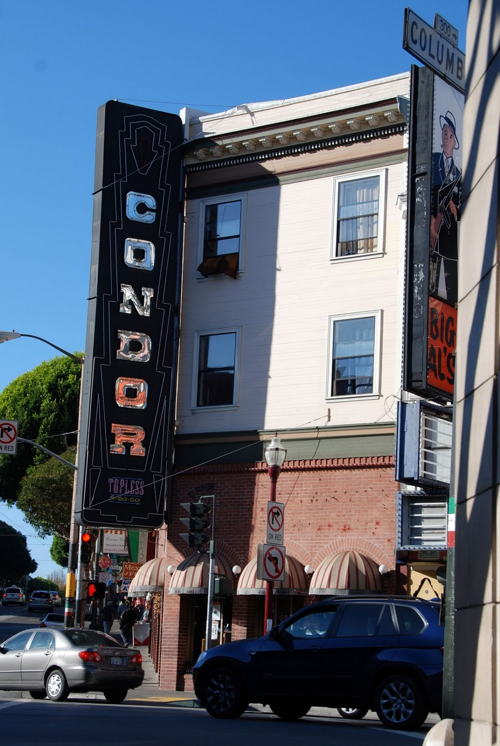 Reasons to eat out in San Francisco - The Condor Club