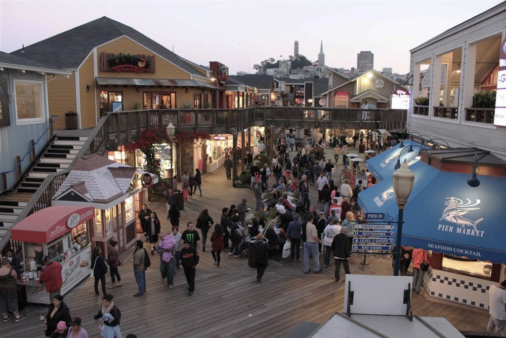 Reasons to eat out in San Francisco - PIER 39