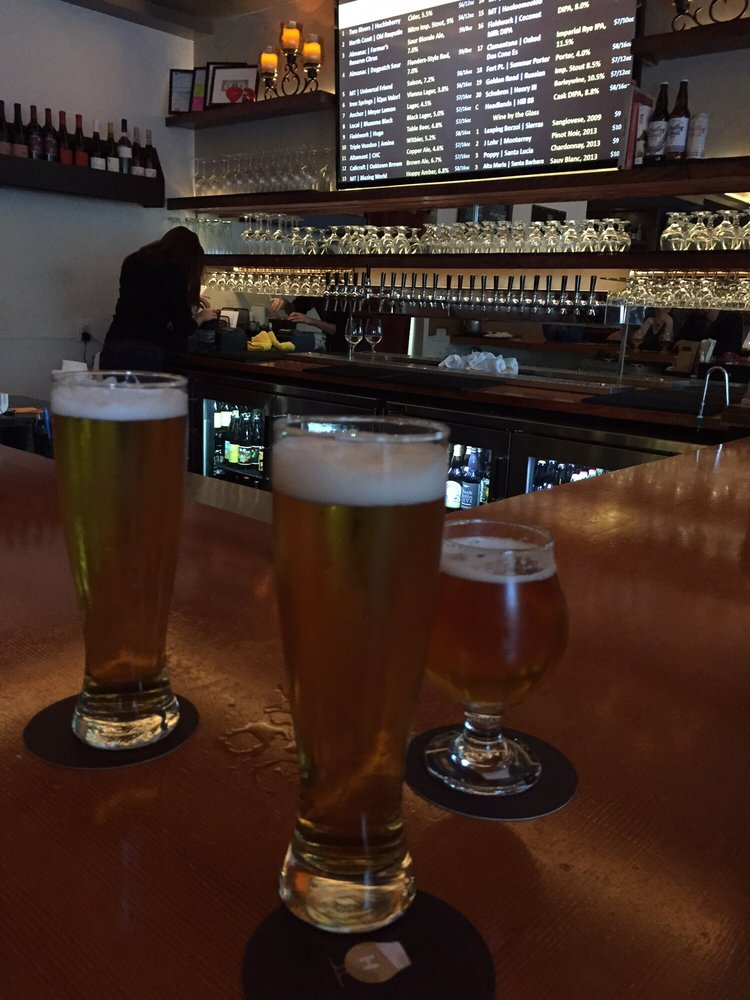 Reasons to eat out in San Francisco - The Beer Hall