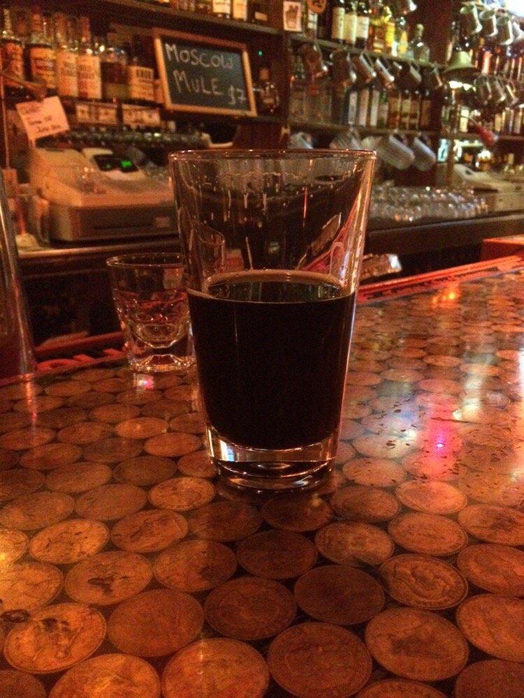 Reasons to eat out in San Francisco - Edinburgh Castle Pub