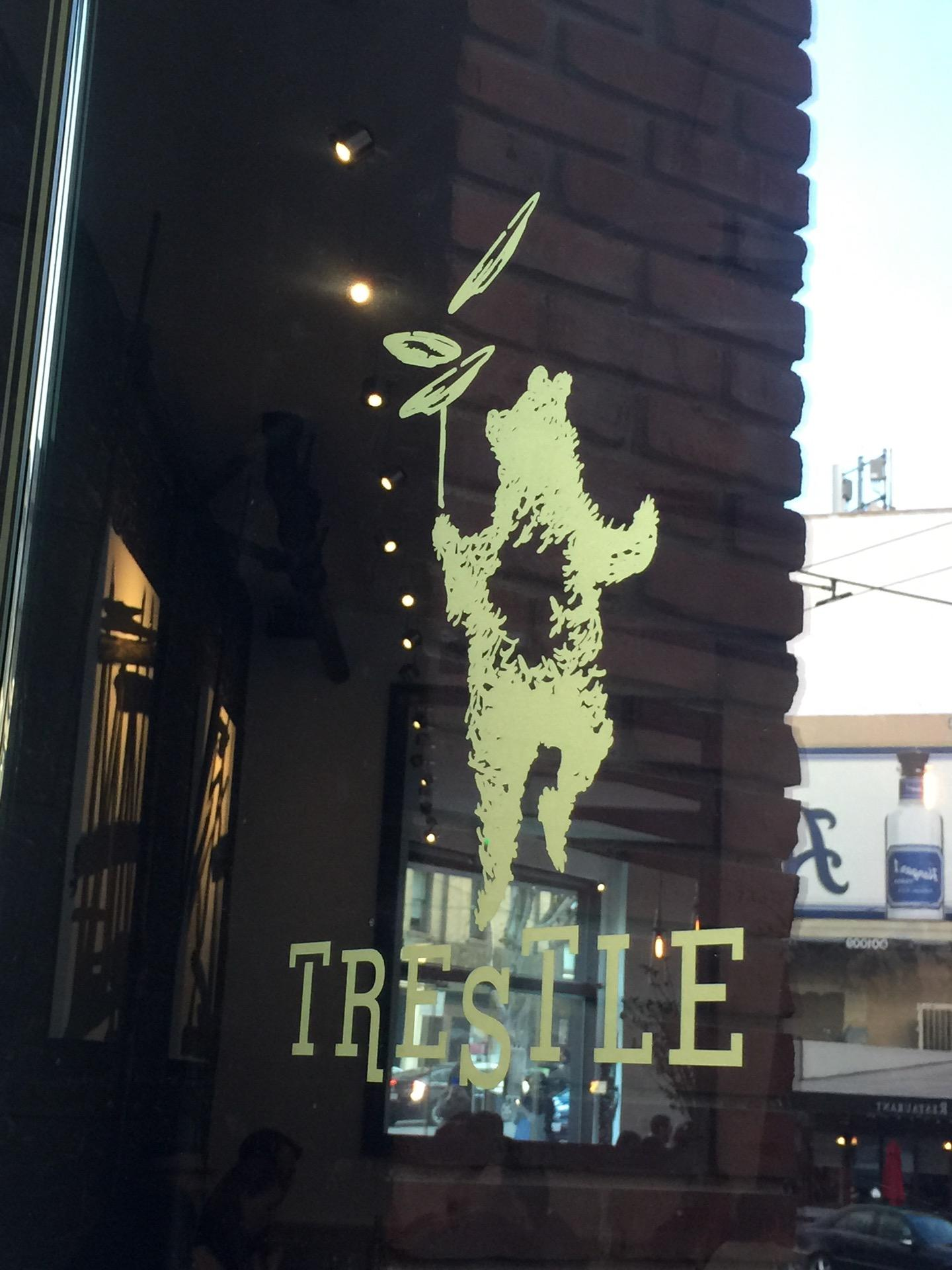 Reasons to eat out in San Francisco - Trestle