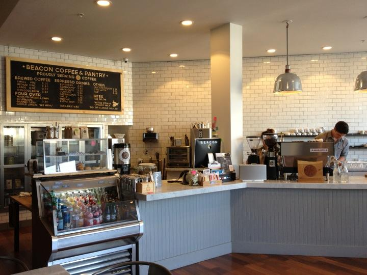 Reasons to eat out in San Francisco - Beacon Coffee & Pantry