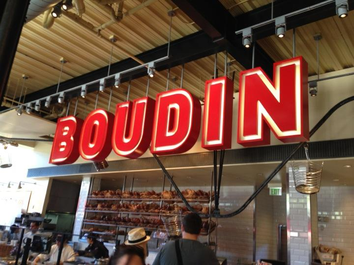 Reasons to eat out in San Francisco - Boudin Bakery Café Baker's Hall
