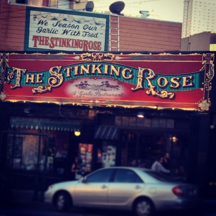 Reasons to eat out in San Francisco - The Stinking Rose