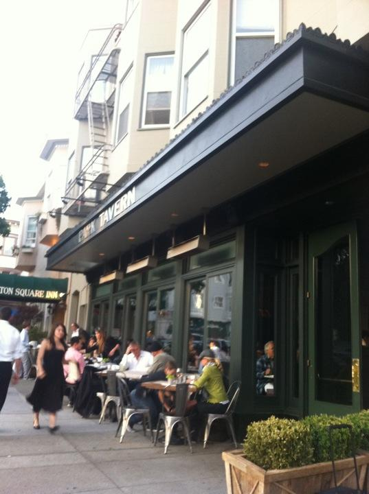 Reasons to eat out in San Francisco - Park Tavern