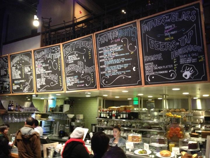 Reasons to eat out in San Francisco - The Grove