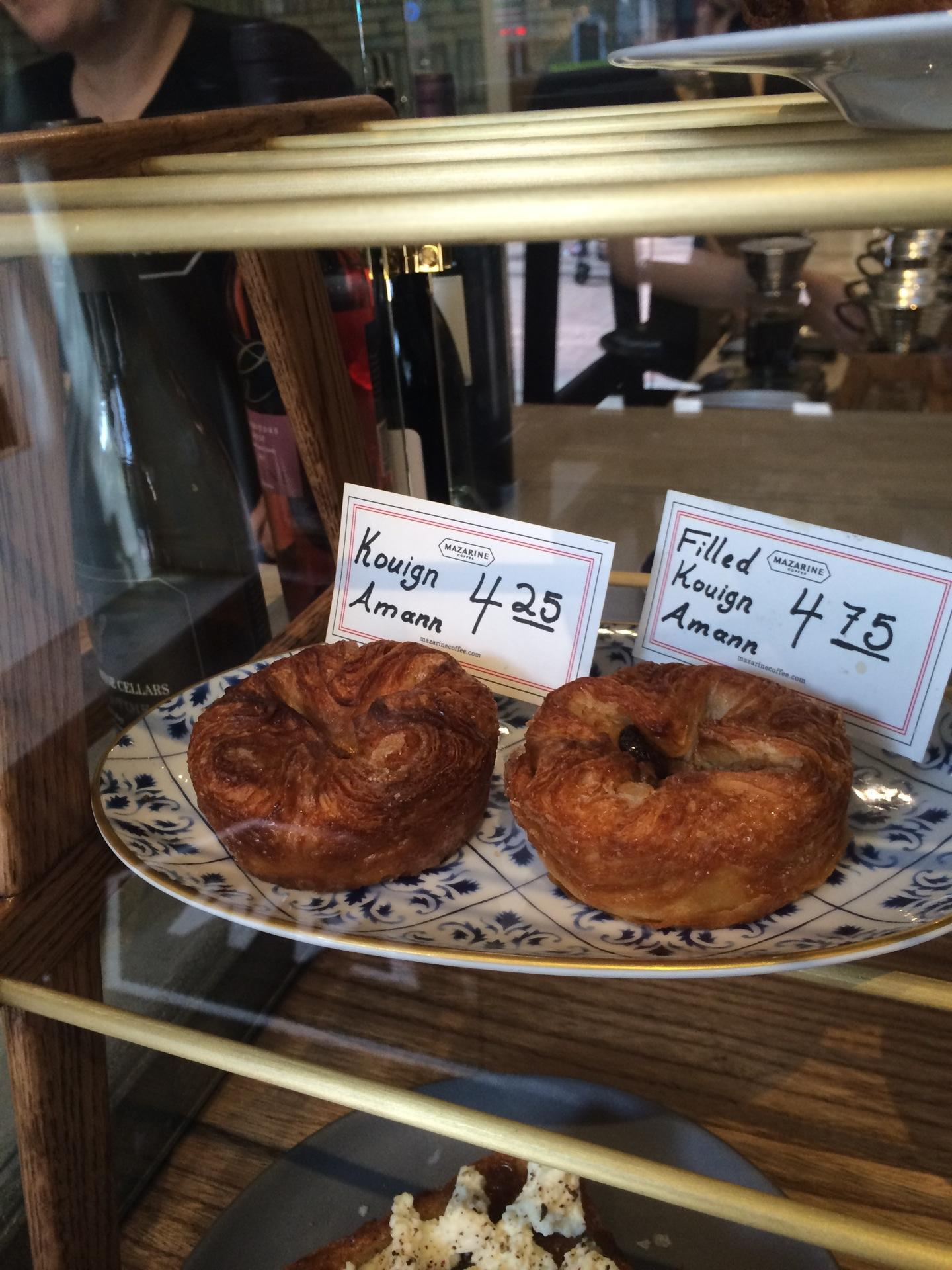 Reasons to eat out in San Francisco - Mazarine Coffee