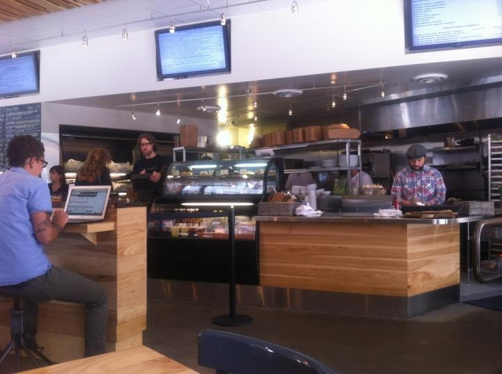 Reasons to eat out in San Francisco - The Plant Cafe Organic