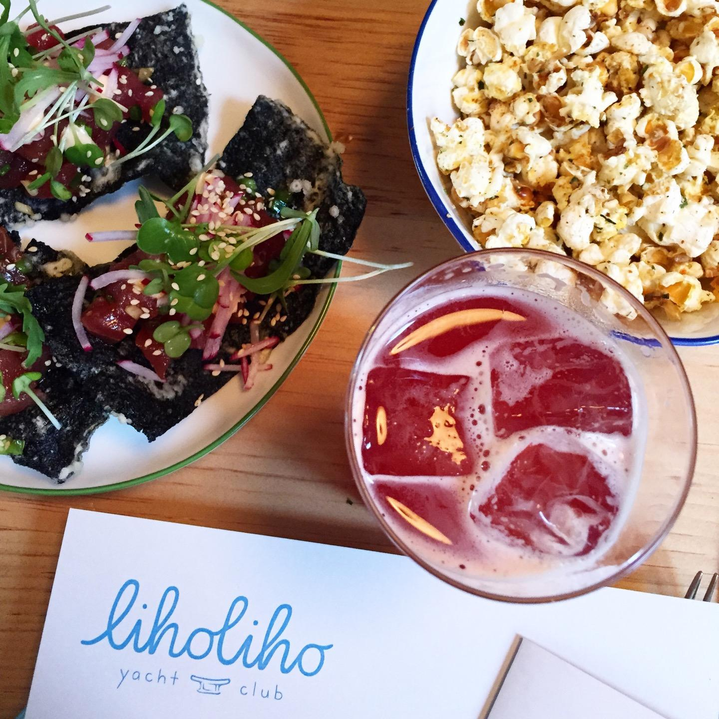Reasons to eat out in San Francisco - Liholiho Yacht Club