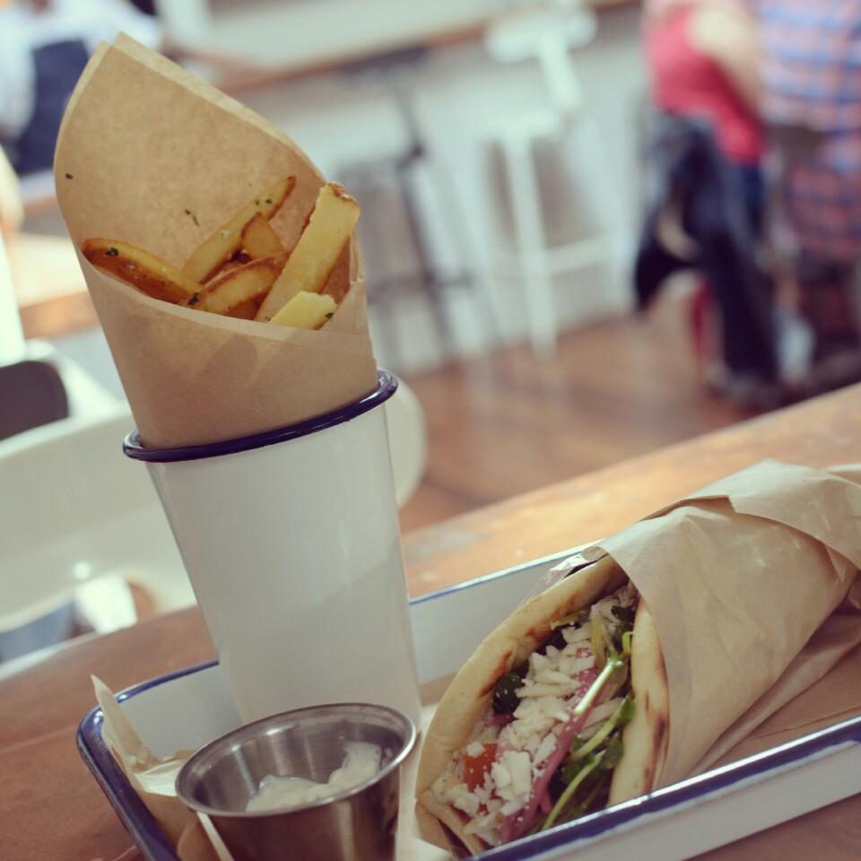 Reasons to eat out in San Francisco - Souvla