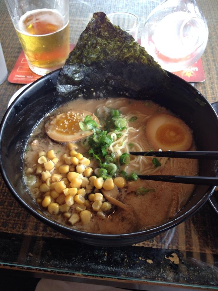 Reasons to eat out in San Francisco - Ramen Yamadaya