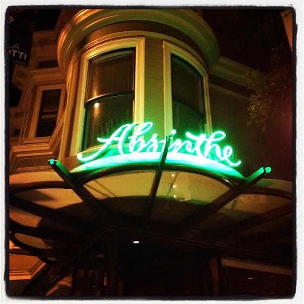 Reasons to eat out in San Francisco - Absinthe Brasserie & Bar