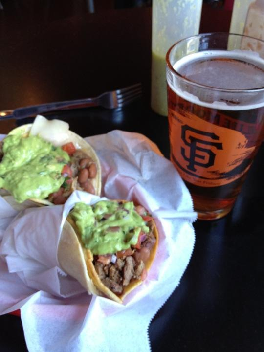 Reasons to eat out in San Francisco - Nick's Crispy Tacos