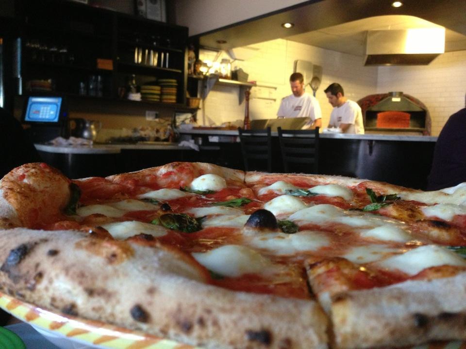Reasons to eat out in San Francisco - Tony's Pizza Napoletana
