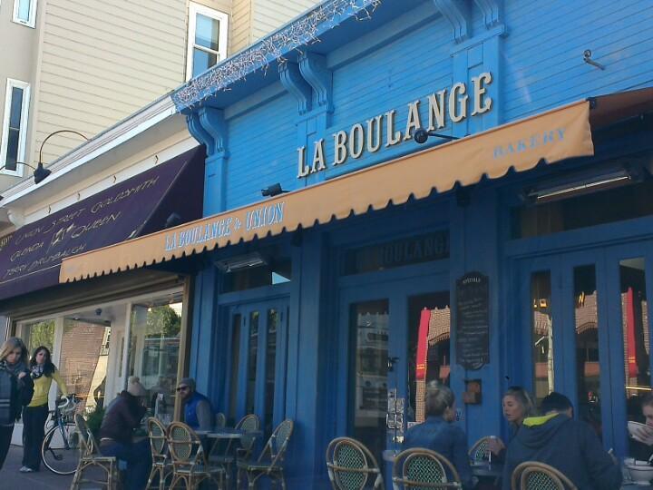 Reasons to eat out in San Francisco - La Boulangerie de San Francisco