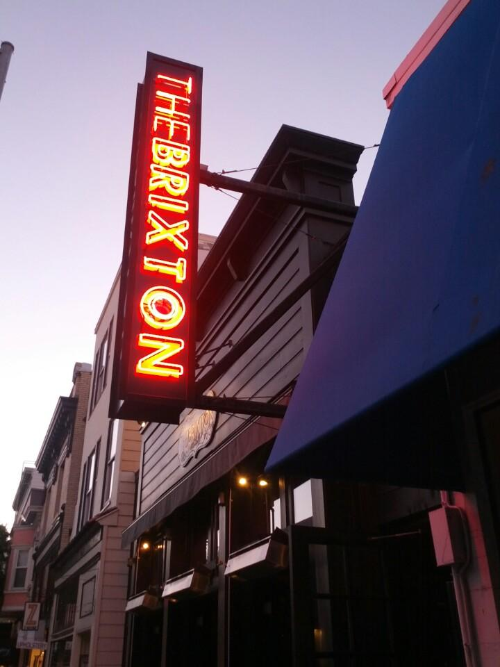 Reasons to eat out in San Francisco - The Brixton