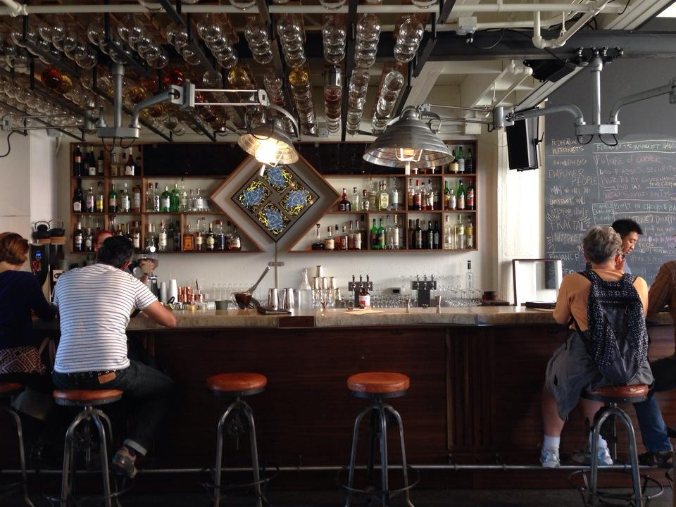 Reasons to eat out in San Francisco - The Interval at Long Now