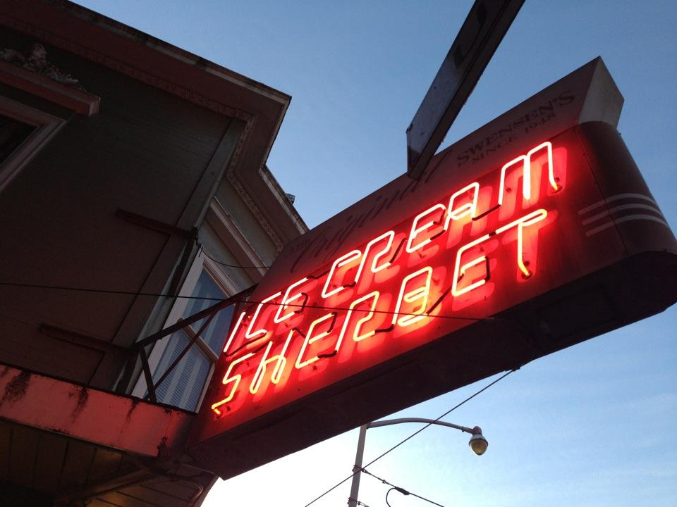 Reasons to eat out in San Francisco - Swensen's Ice Cream
