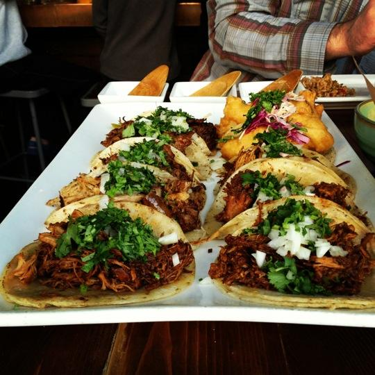 Reasons to eat out in San Francisco - Tacolicious