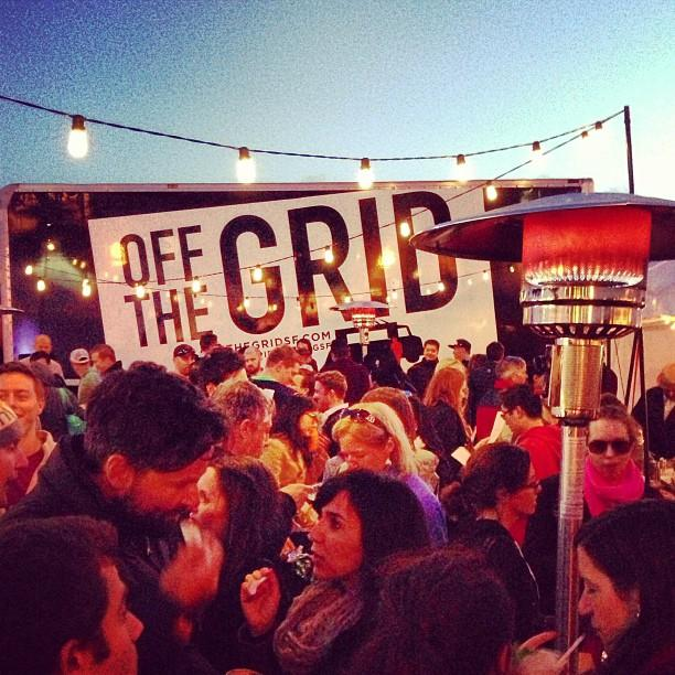 Reasons to eat out in San Francisco - Off the Grid: Fort Mason Center