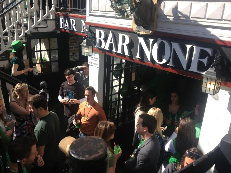 Reasons to eat out in San Francisco - Bar None