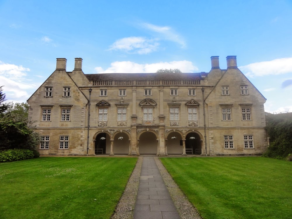 Reasons to visit Cambridge - Magdalene College