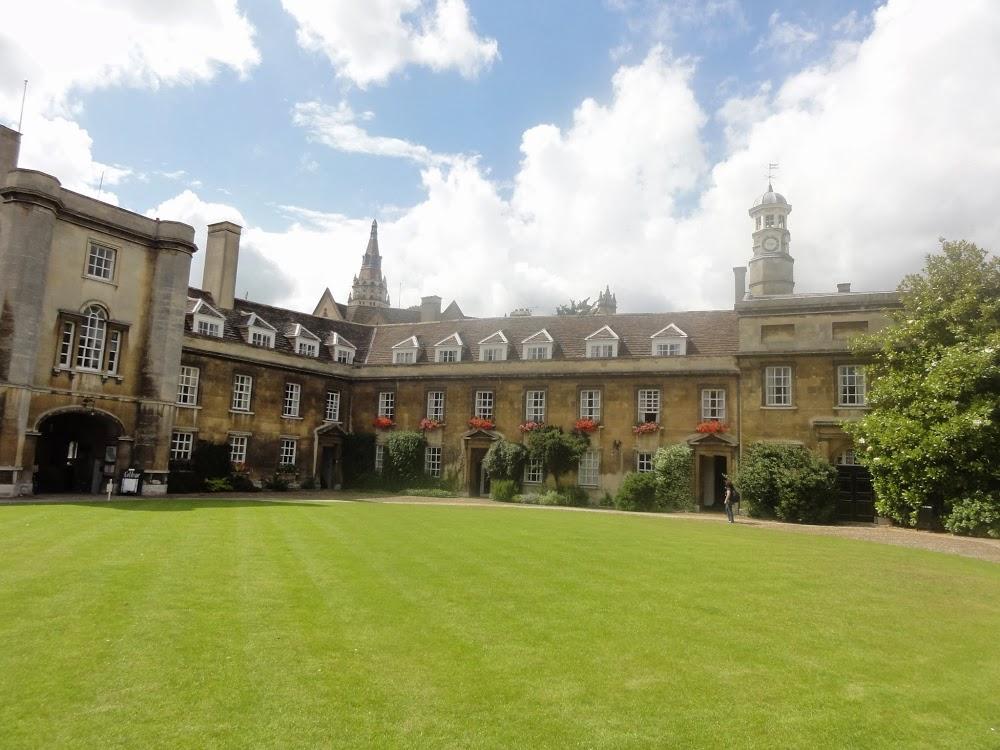 Reasons to visit Cambridge - Christ's College Cambridge
