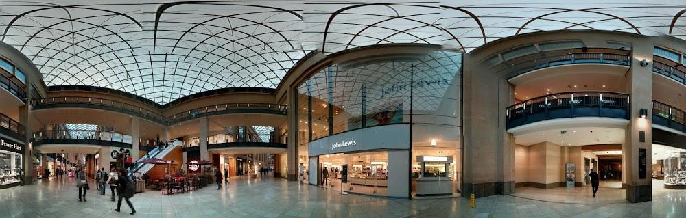 Reasons to visit Cambridge - Grand Arcade