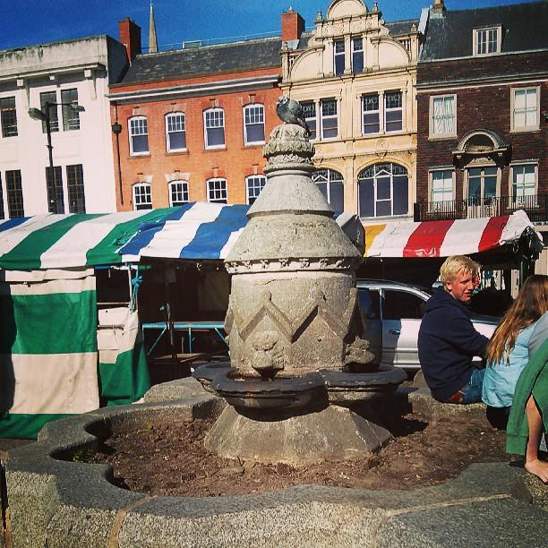 Reasons to visit Cambridge - Cambridge Market