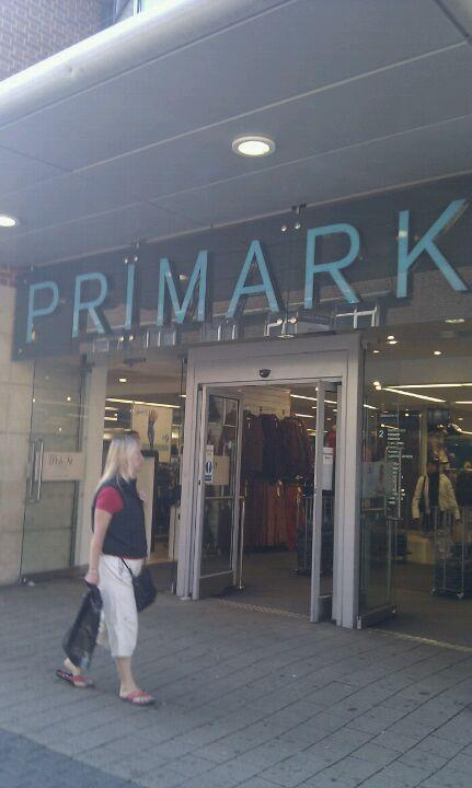 Reasons to visit Cambridge - Primark