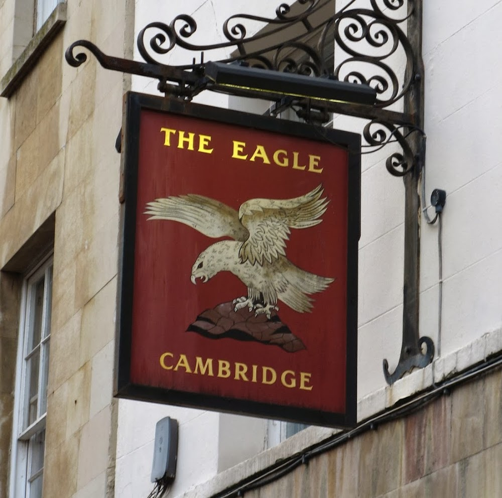 Reasons to eat out in Cambridge - The Eagle