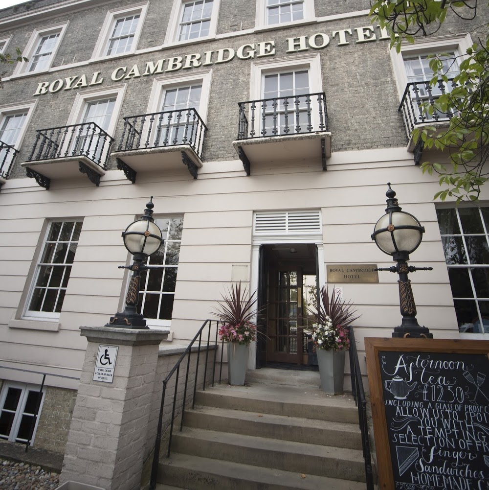 Reasons to eat out in Cambridge - Royal Cambridge Hotel