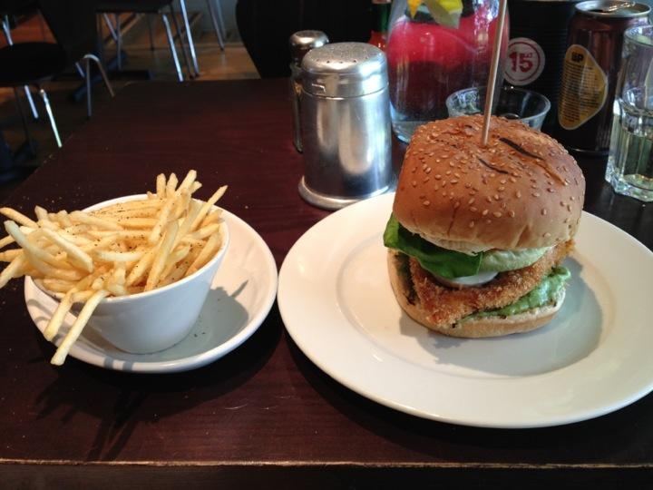 Reasons to eat out in Cambridge - Gourmet Burger Kitchen