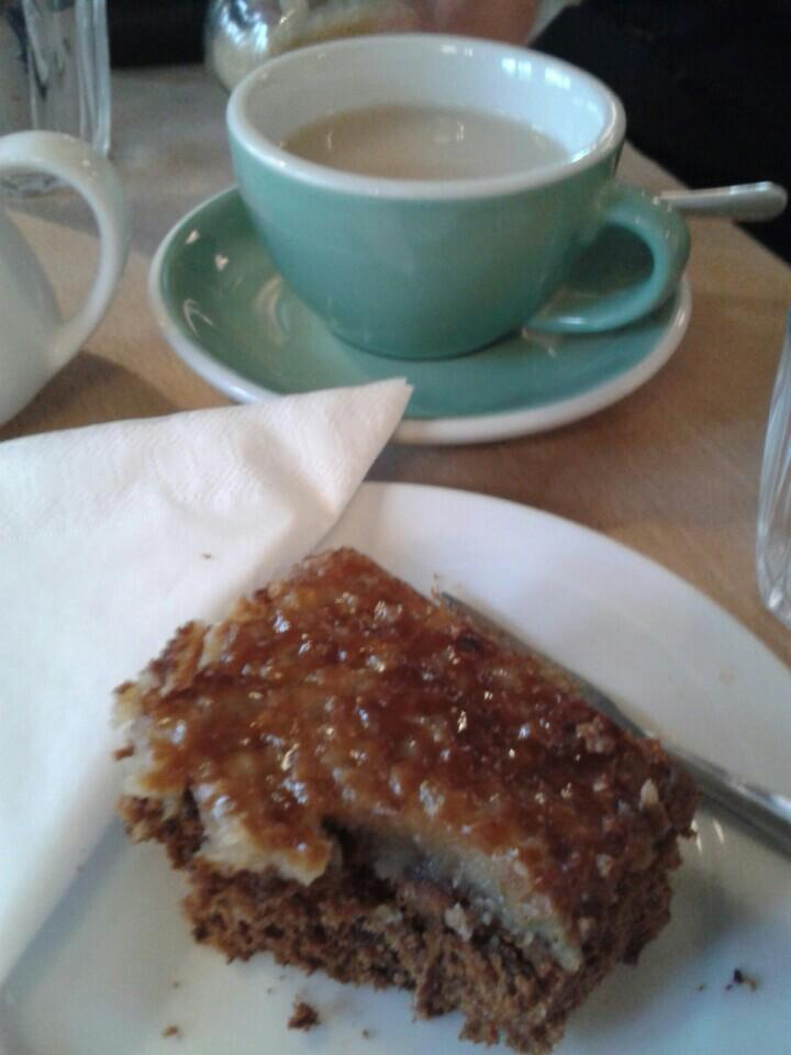 Reasons to eat out in Cambridge - Espresso Library