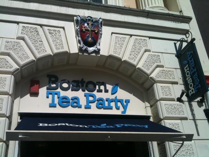 Reasons to eat out in Exeter - Boston Tea Party Exeter