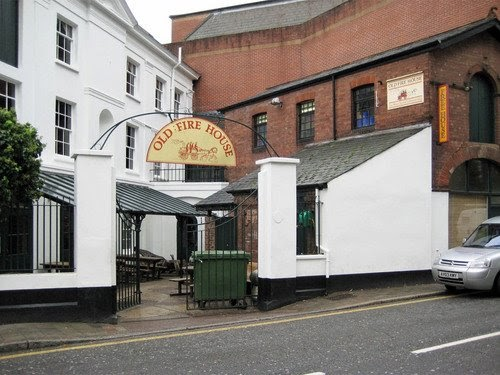 Reasons to eat out in Exeter - The Old Fire House