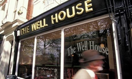 Reasons to eat out in Exeter - The Well House Tavern