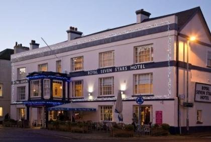 Reasons to eat out in Exeter - Seven Stars Inn