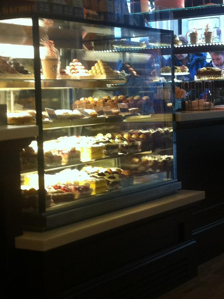 Reasons to eat out in Exeter - Patisserie Valerie